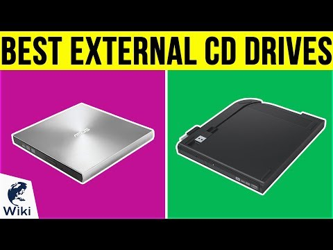 Top 10 External CD Drives of 2019 | Video Review