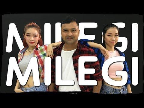 Milegi Milegi   Rajkummar Rao, Shraddha Kapoor, Mika Singh, Sachin-Jigar   SK Choreography