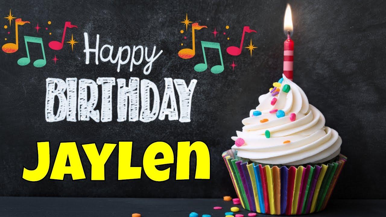 Happy Birthday Jaylen Song | Birthday Song for Jaylen | Happy Birthday Jaylen Song Download