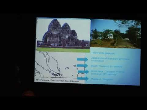 """""""Potsherds, Texts, and Singapore's Role in Southeast Asian Maritime Culture"""" - Part 2 of 4"""