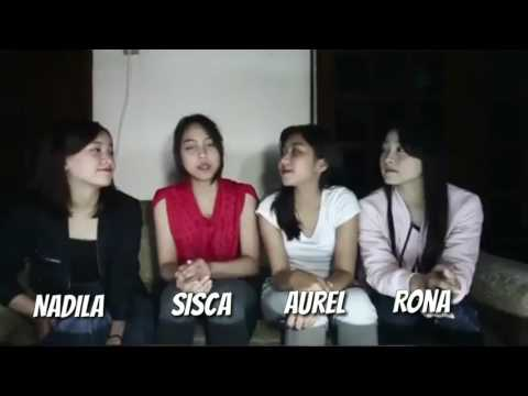 JKT48 Team K3 - Nadila, Rona, Sisca & Aurel  - Rider #cover