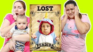 Perdemos a Maria Clara (Uma história misteriosa para crianças - Story Time) MC Divertida