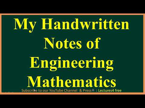 erlyebant - Hand writing notes for gate made easy faculty