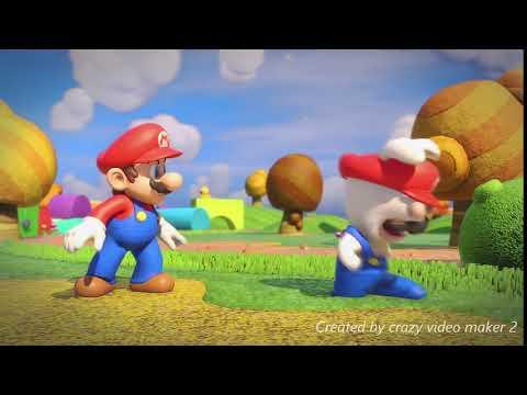 Mario and rabbids song sound