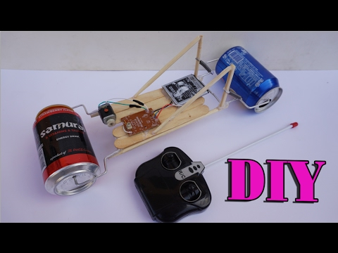 How To Make An Electric Car Control Remote Diy Powerful