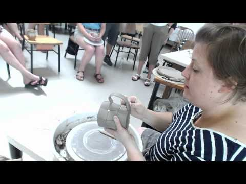 Kyla Toomey Visiting Artist Workshop at Harvard Ceramics Program | July 10, 2014 on YouTube
