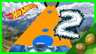 Hot Wheels Road Trip 2! Summer to Winter in the Mountains