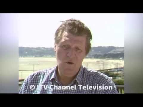 Tommy Cooper Interview in Jersey - 1983