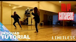 [TUTORIAL] NCT127 - LIMITLESS (無限的我/무한적아) | by 2KSQUAD