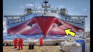 Top 10 Epic Large Ships Crashing & Collision
