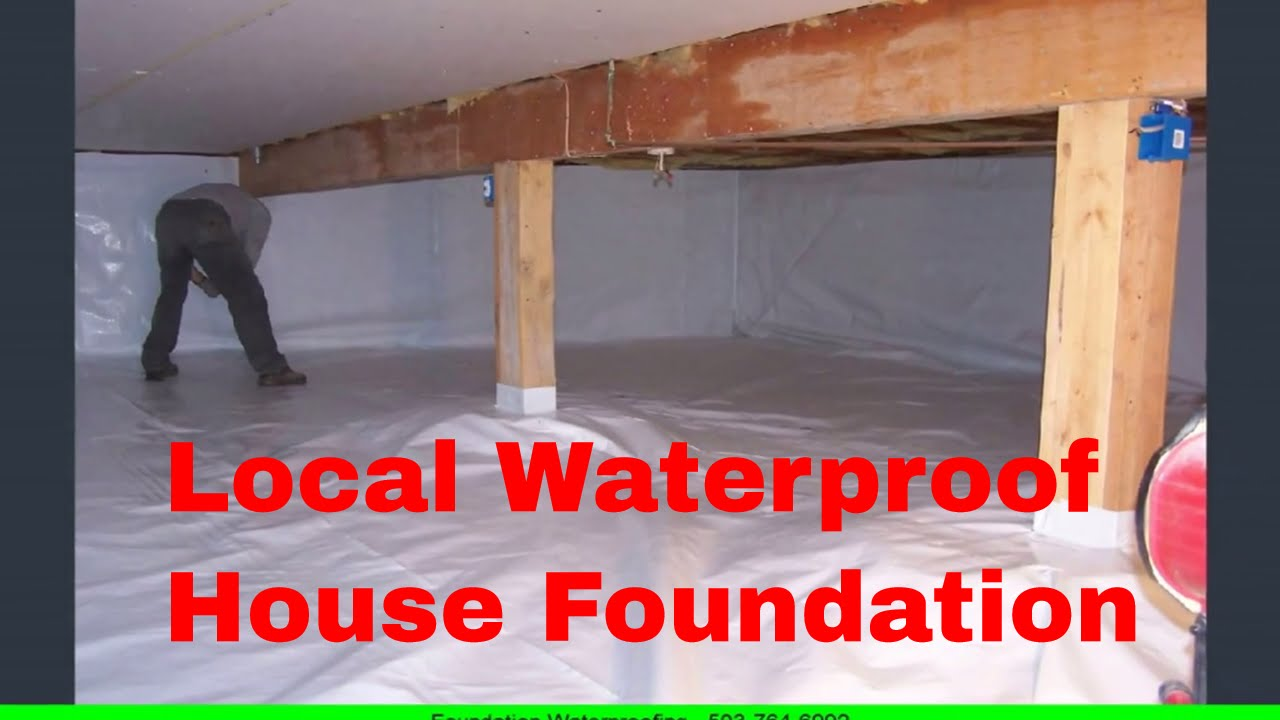 Local Waterproof House Foundation Near Me Forest Grove, OR