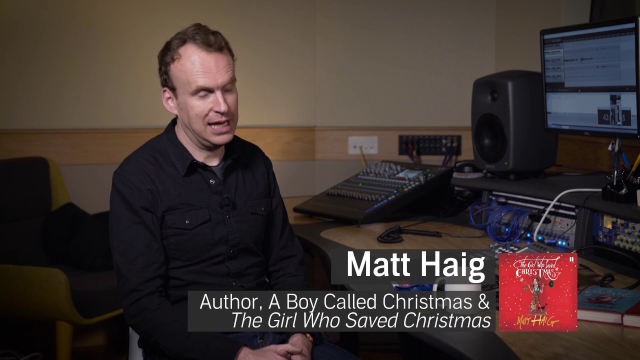 An interview with Matt Haig, Author of 'The Girl Who Saved ...