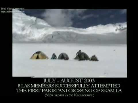 LUMS Adventure Society promotional video