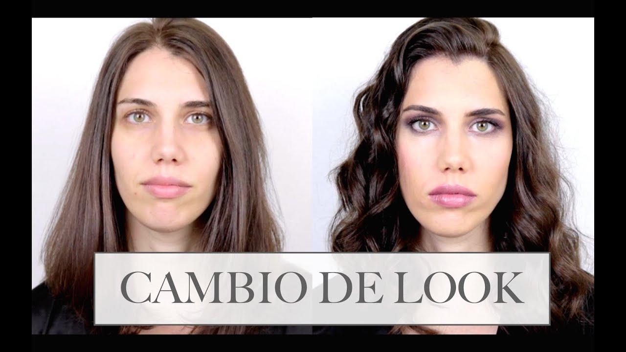 cambio de look maquillaje