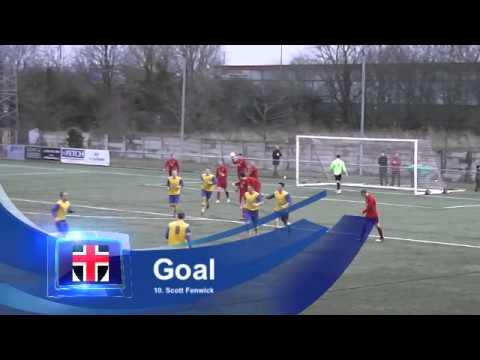 Durham City Afc V Bedlington Terriers Fc M4v Youtube