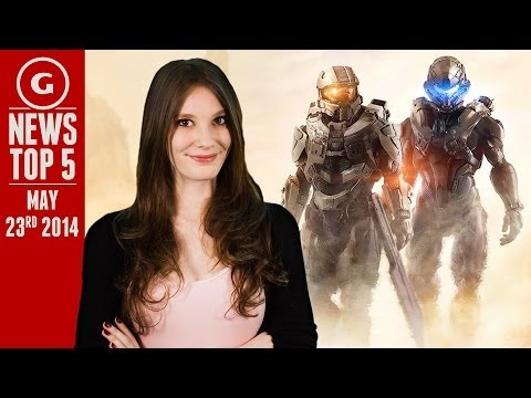 Halo 5 Coming in 2015 & Is Far Cry 4 RACIST? - GS News Top 5