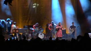 Video Alabama Shakes - You Ain't Alone 2015-08-07 Live @ Edgefield Amphitheater, Troutdale, OR download MP3, 3GP, MP4, WEBM, AVI, FLV Agustus 2018