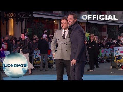 Eddie the Eagle - UK Premiere