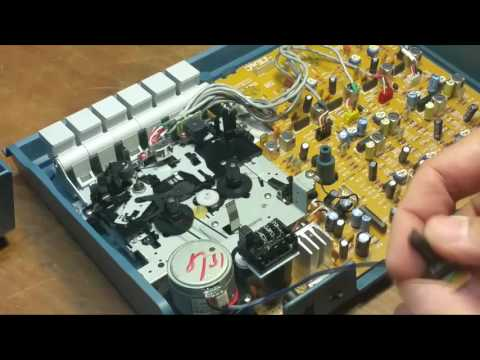 Tascam porta 02 customized pitch control