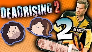 Dead Rising 2: Hacking Away - PART 2 - Game Grumps