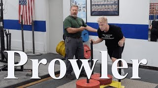 How to Push the Prowler | On the Platform