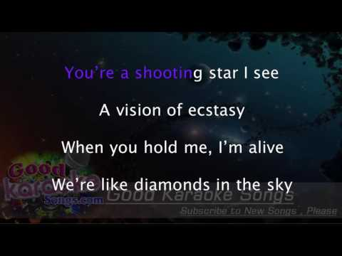 Diamonds - Common ( Karaoke Lyrics )
