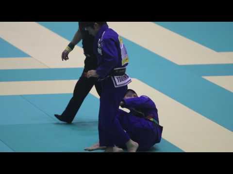 ヒクソン杯2016 川嶋和哉選手VS平尾悠人選手
