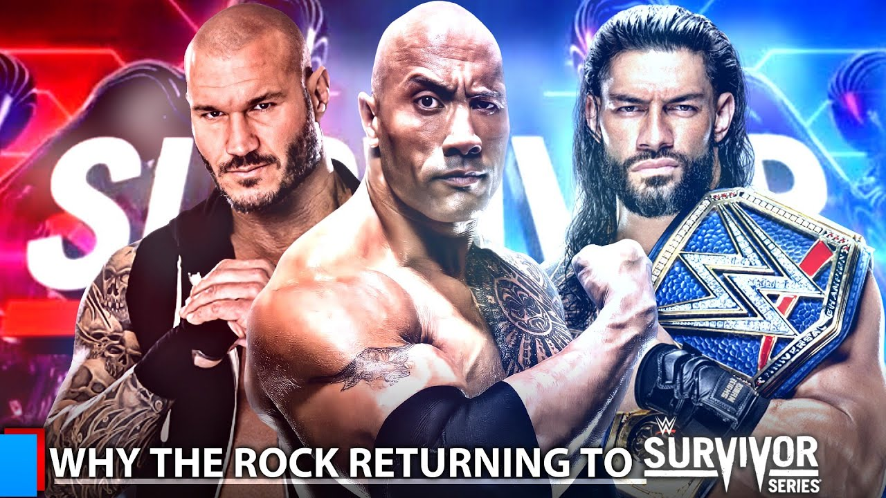 Why The Rock Returning To Survivor Series 2021?? | Predictions