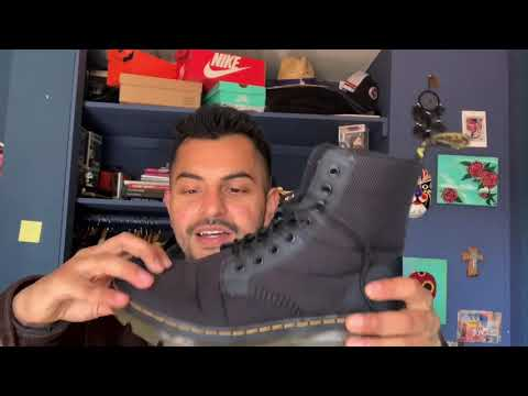 Dr. Martens Comb Boots Update