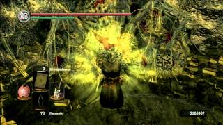 Dark Souls - chatting with Quelaag's sister