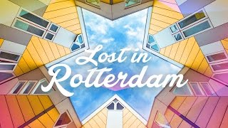 Lost in Rotterdam, travel guide. Discover what to see in Rotterdam
