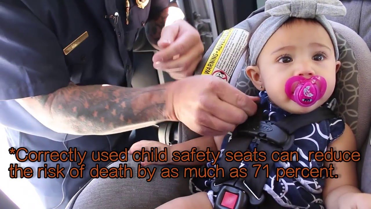 Car Seat Safety Rear Facing Base And Install Child Placement