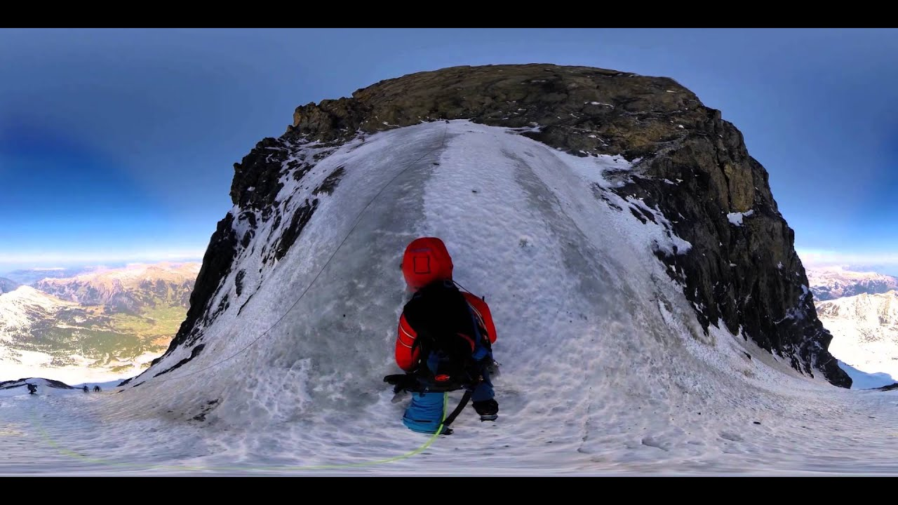 360 camera eiger north face spider youtube reheart Choice Image
