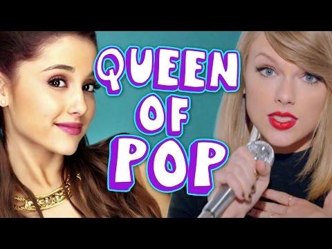 Ariana Grande vs Taylor Swift: Queen of Pop Right Now? (Debatable)