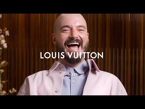 J Balvin Talks About How He Got Into Fashion | LOUIS VUITTON