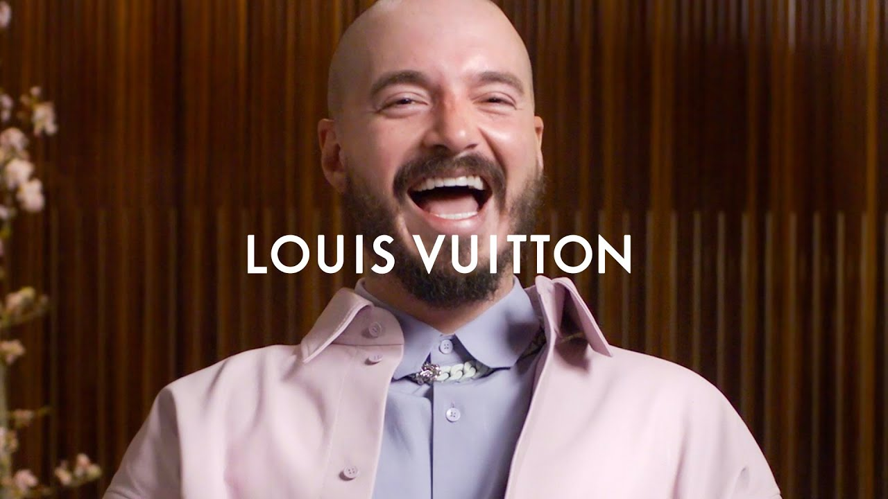 J Balvin Talks About How He Got Into Fashion | LOUIS VUITTON