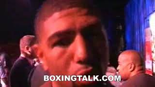 Wow! Winky Wright trashes Bernard Hopkins after press conference Boxingtalk classic