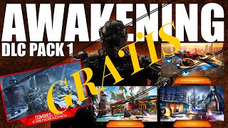 How to get dlc 1 2 3 4 awakening for free on call of duty
