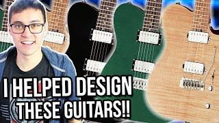 New STACKED Harley Benton Fusion-T, Swearing in Videos & Signature Delay?? || ASKgufish