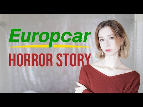 🚘 Europcar Rental Horror Story UK 🇬🇧