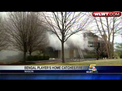 Bengals Lineman's Home Destroyed By Fire
