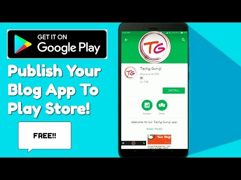 How To Publish Android App On Play Store Free   Blog App