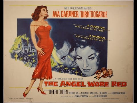 Ava Gardner - Movie Posters - by missy cat
