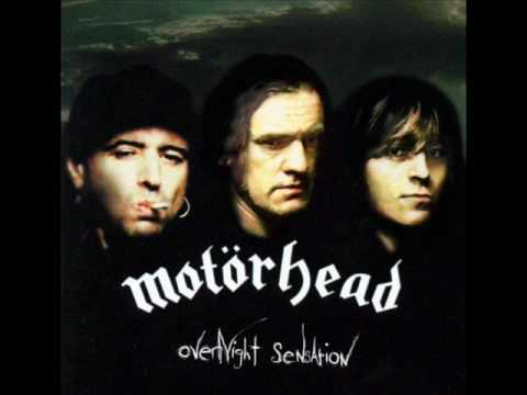 Motörhead - I Don't Believe A Word