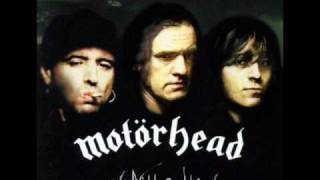 Motörhead - I Don't Believe A Word