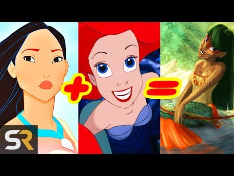 10 Rejected Disney Princesses That Actually Exist