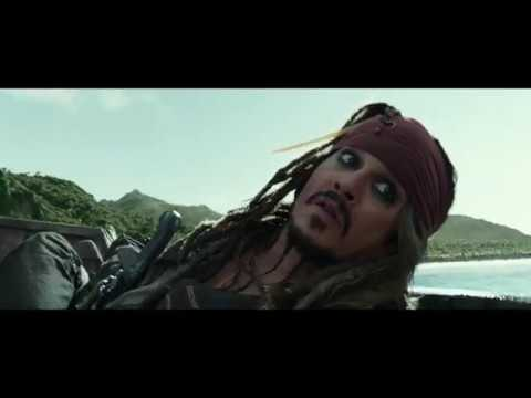 Disney's Pirates of the Caribbean: Salazar's Revenge - End