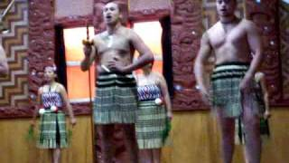 New Zealand Maori Culture - Ritual/Ceremony Pt. 4 (Singing)