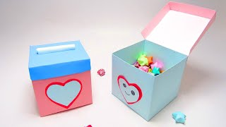 Easy Origami Gift Box Ideas | tonni art and craft | Hello Origami