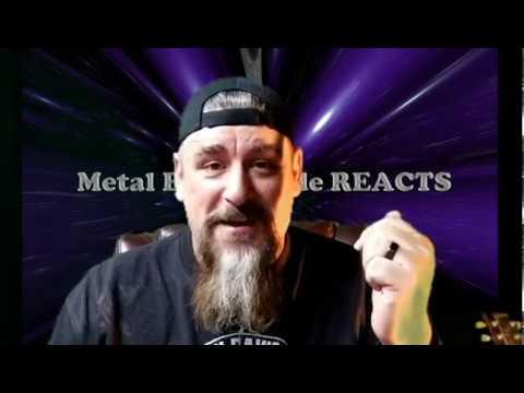 Metal Biker Dude Reacts - Eminem Til I Collapse REACTION